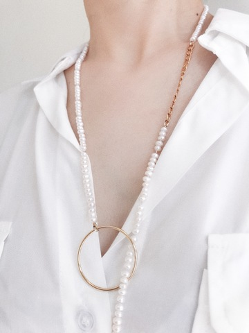 LESIS couture_Extra Long Pearl High layer Necklace_09.jpg