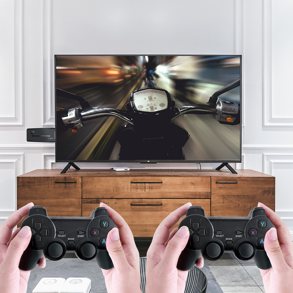 Game Stick With 10K Classic Game Retro Game Console