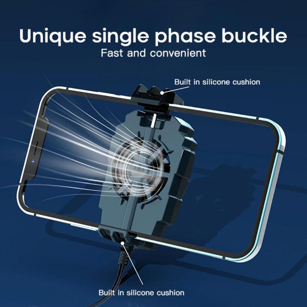 Mobile Phone Radiator Cooling Fan Kipas Penyejuk Telefon Bimbit