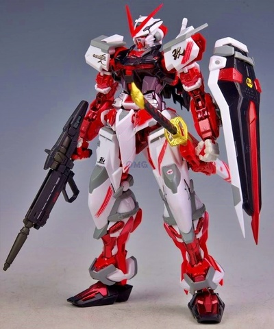 Daban 8812 MG Astray Red Frame MB + Tactical Arm 1.4.JPG