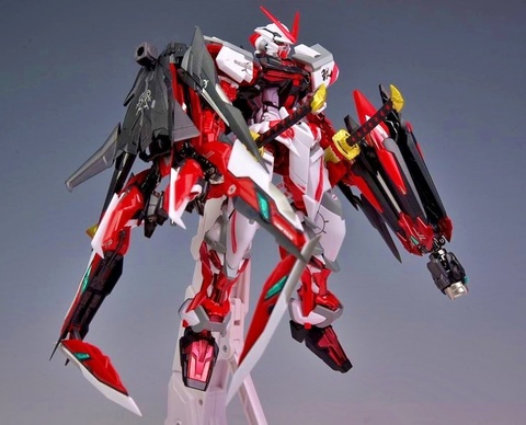Daban 8812 MG Astray Red Frame MB + Tactical Arm 2.3.JPG