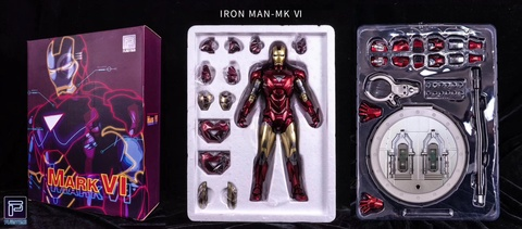 Play Toys Iron Man MK6 - 5.jpg