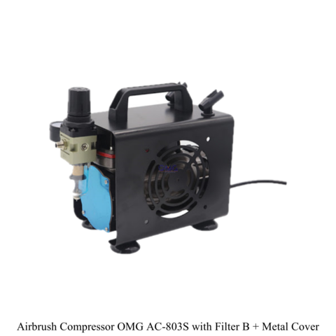 Airbrush Compressor OMG AC-803S with filter B + metal cover 1.2.png