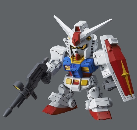 SD Gundam Cross Silhouette RX-78-2 & Cross Silhouette Frame Set 1.3.jpg