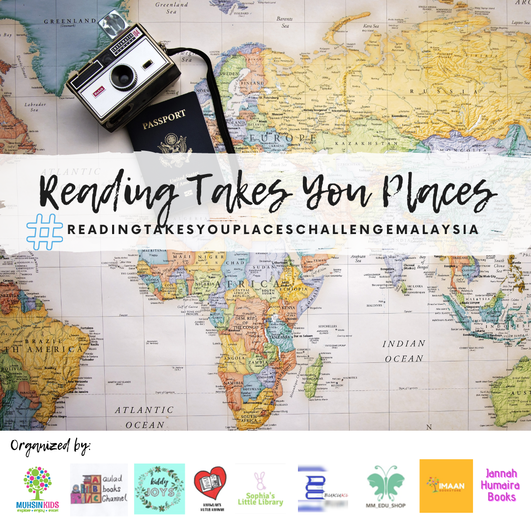 Reading Takes You Places Challenge Malaysia