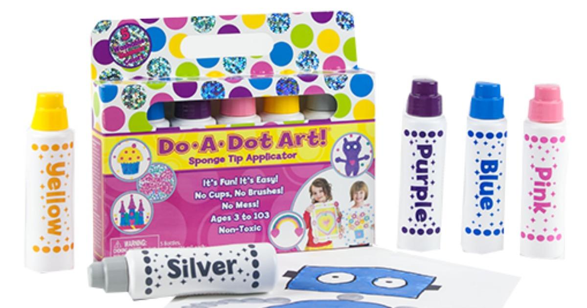 Do-A-Dot Markers: Shimmer (Sponge Tip)