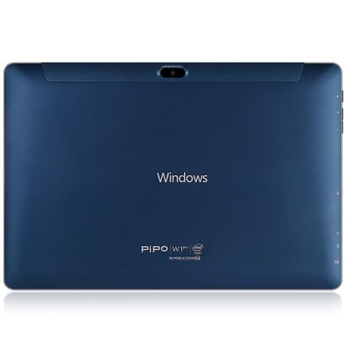 PIPO W1 PRO TABLET PC 10.1 INCH WINDOWS 10 INTEL ATOM X5-Z8350 1.44GHZ QUAD CORE 4GB RAM 64GB ROM DUAL CAMERAS (CADETBLUE)