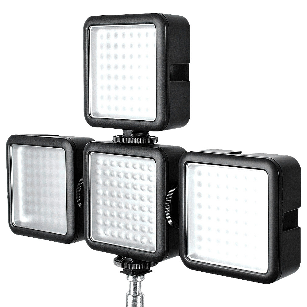 GODOX LED64 PROFESSIONAL ULTRA BRIGHT PORTABLE 1000LUX PHOTOGRAPHY FILL LIGHT