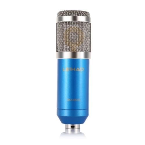 LEIHAO PROFESSIONAL CONDENSER MICROPHONE (BLUE)