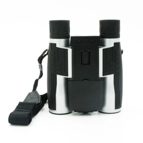 12X32MM DIGITAL CAMERA BINOCULARS WITH 2 INCH LCD DISPLAY 5MP VIDEO PHOTOS RECORDER (SILVER)