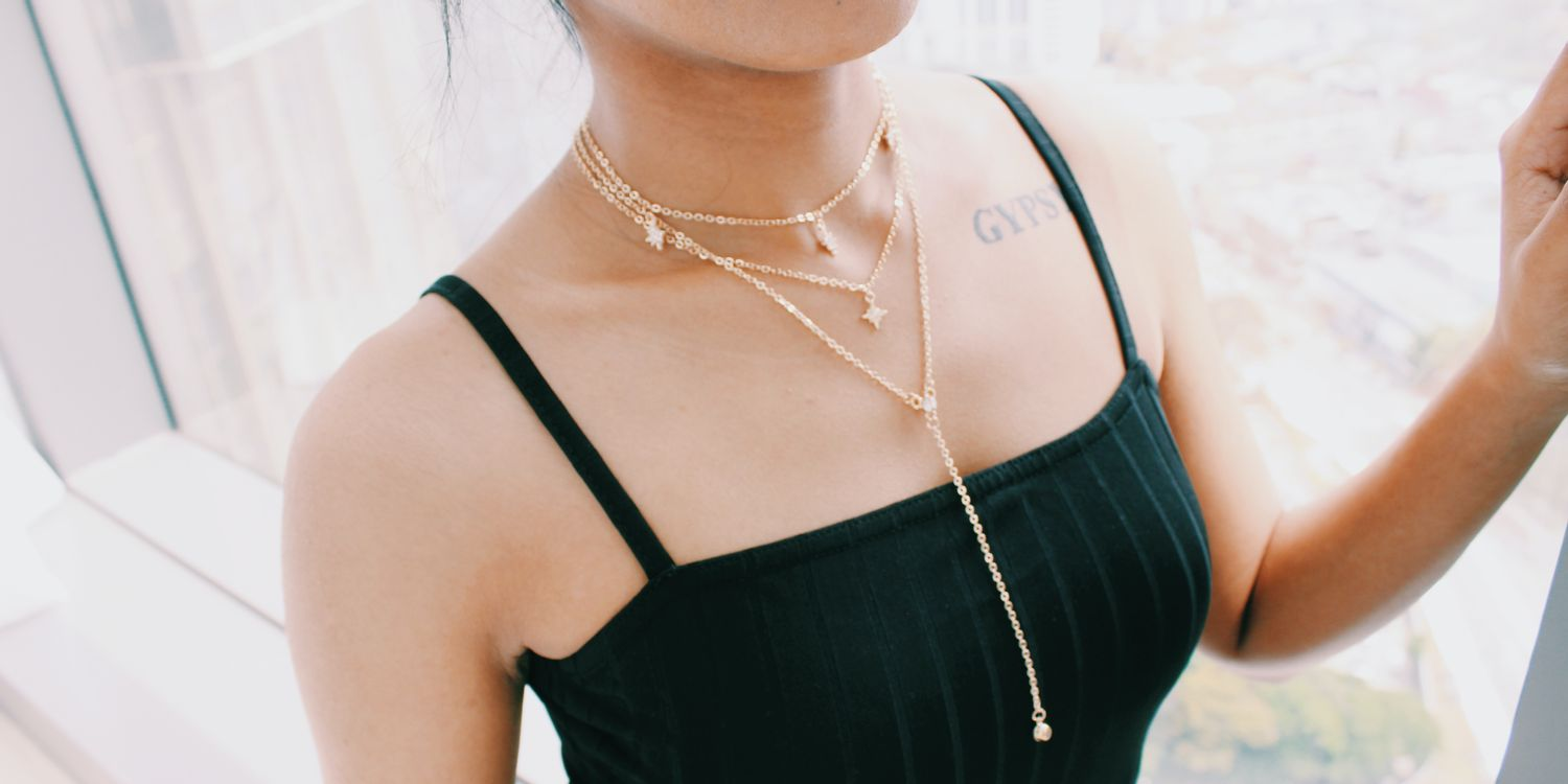 The Closet 101 | LAYERED NECKLACE