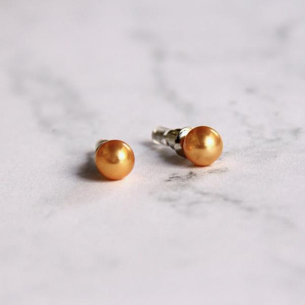 Marmalade Earrings TheCloset101 Round jewellery