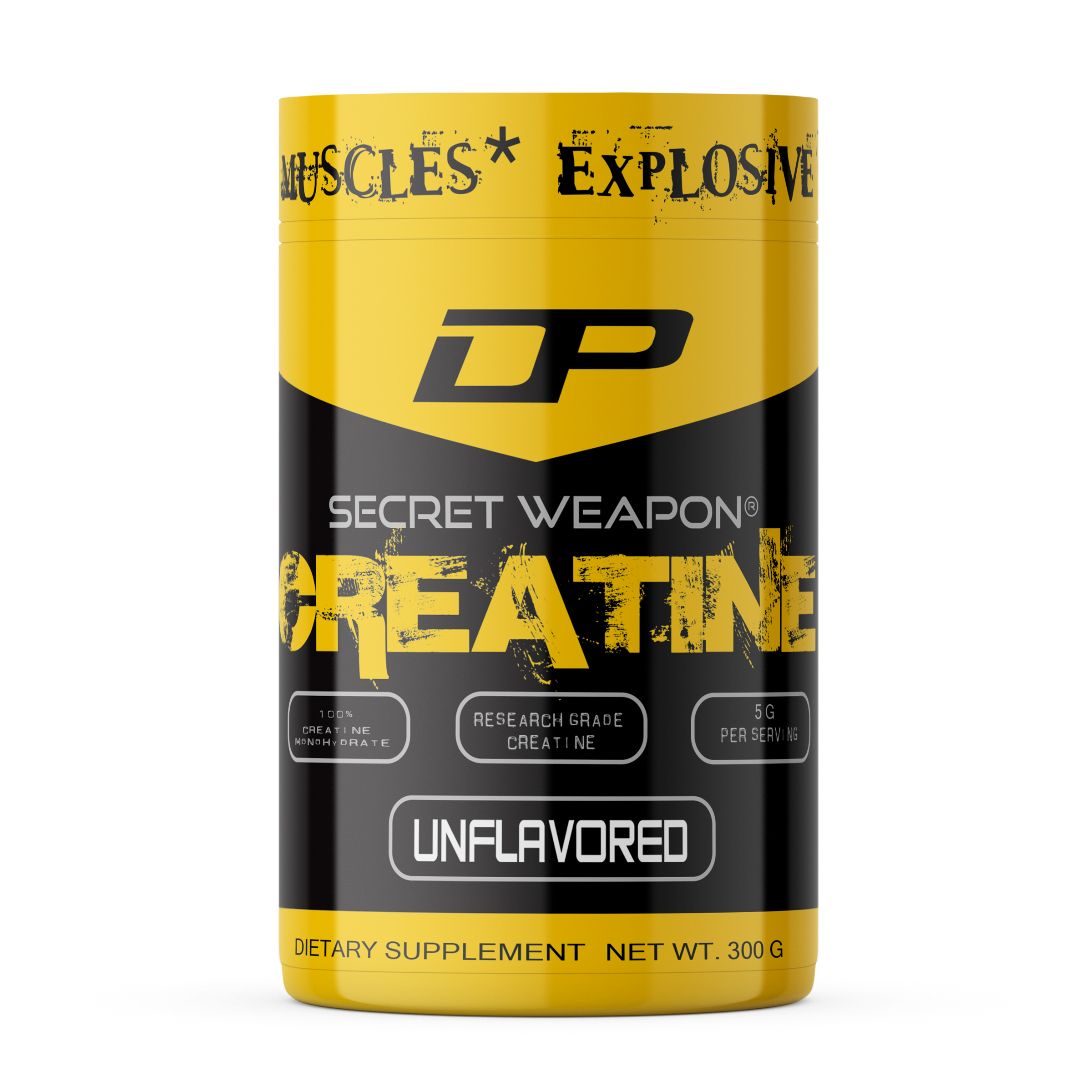 Secret Weapon Creatine 300g