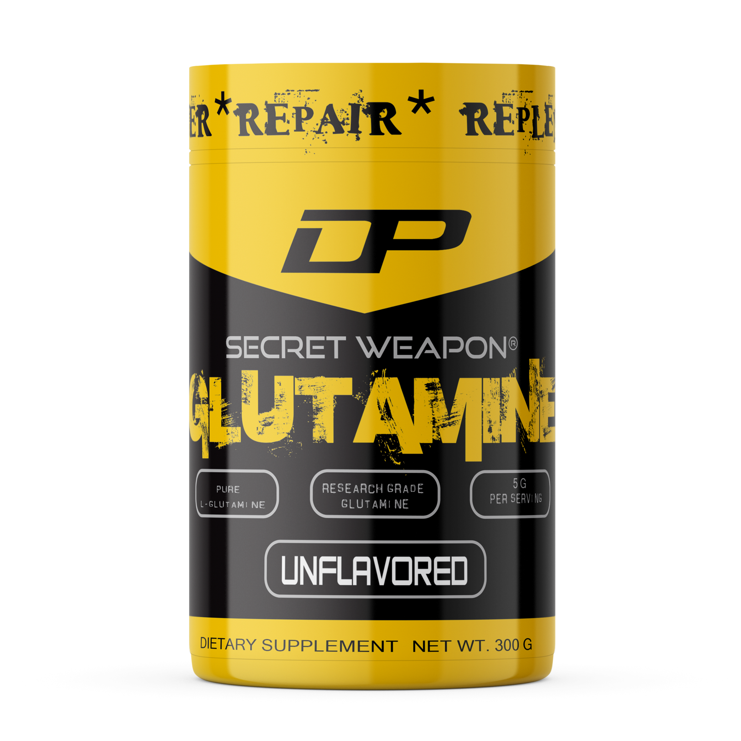 DP Secret Weapon Glutamine 300 Grams