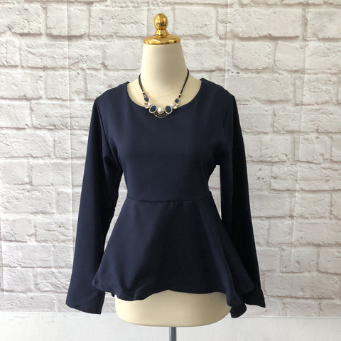 Fishtail Peplum_dark Blue1.jpg
