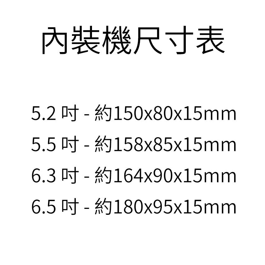 裝機尺寸表
