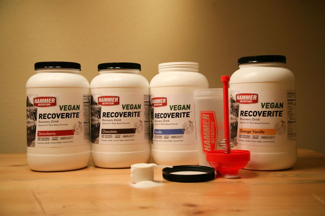Hammer Nutrition Malaysia |  - Recoverite