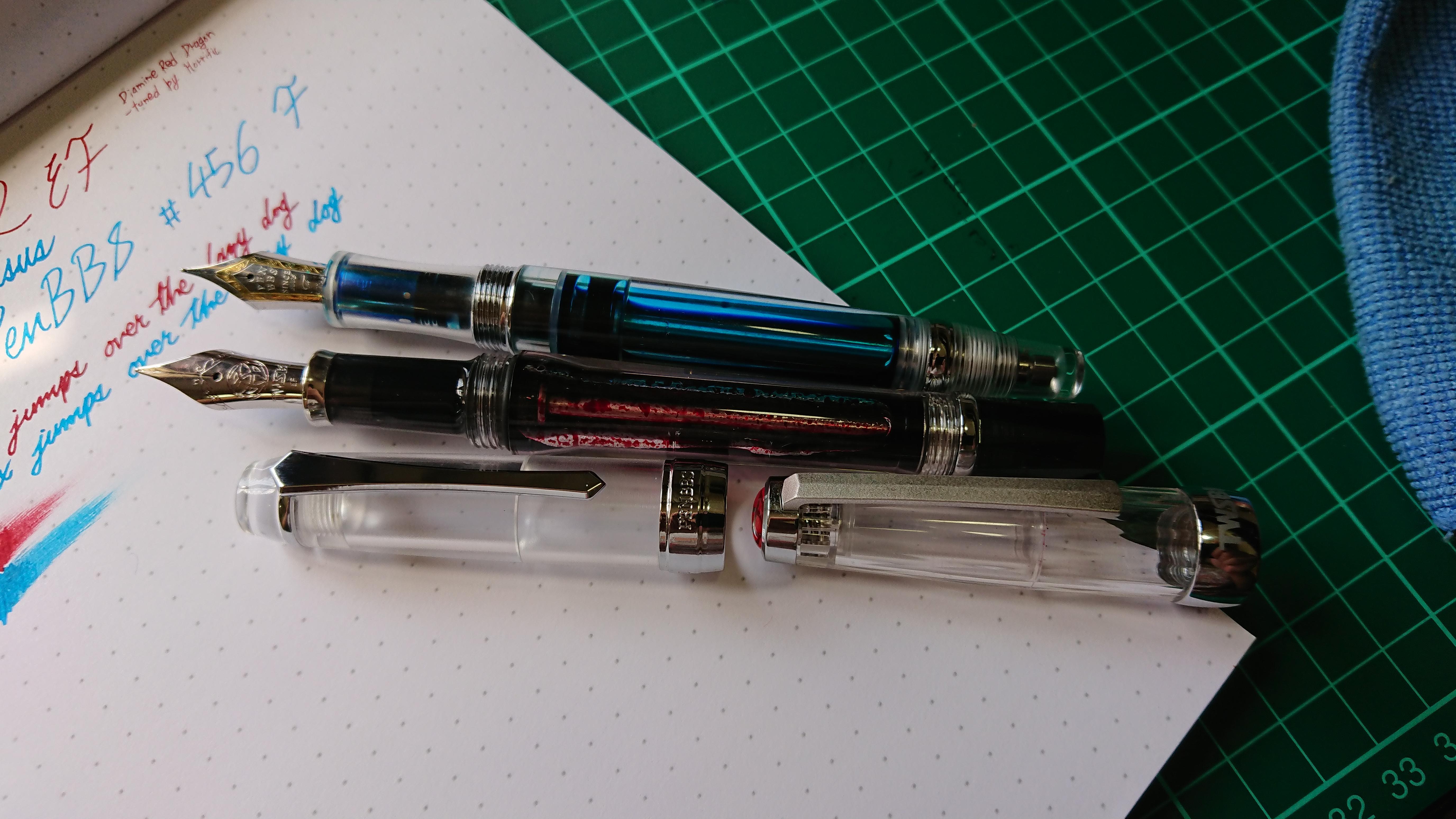 penbbs 456 vs vac 700r clip