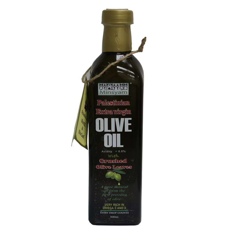 Palestinian Extra Virgin Olive Oil 500ml.png