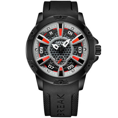 Trek Break Watches red dial.jpg