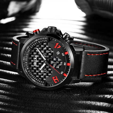 Loki Chrono Black Dial Red Pointer (5).jpg