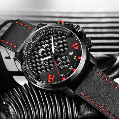 Loki Chrono Black Dial Red Pointer (6).jpg
