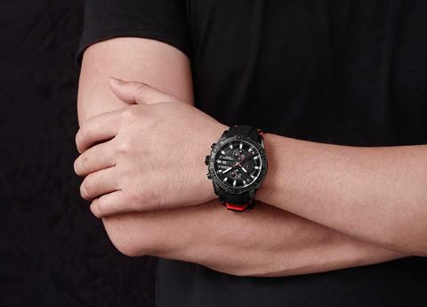 Blade Megir Watches Black Dial Rubber Straps (1).jpg