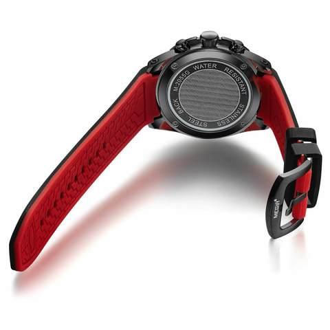 Blade Megir Watches Black Dial Rubber Straps (3).jpg