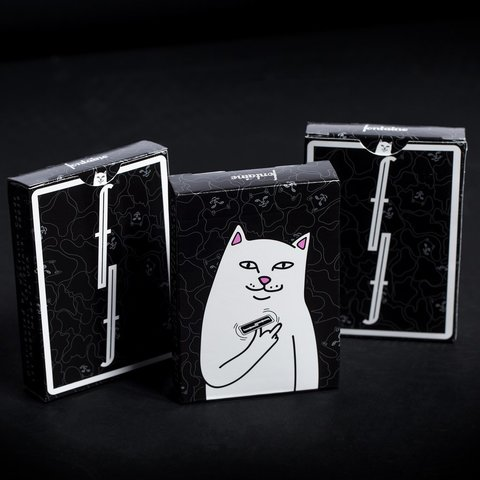 Finish Line Free Shipping Trick >> Fontaine RIPNDIP Edition Playing Cards – MY MAGIC STORE | Malaysia Largest Top Online Magic Shop