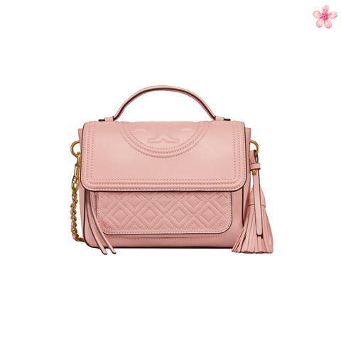 481c9323aa5ac Tory Burch Fleming Satchel. RM 1