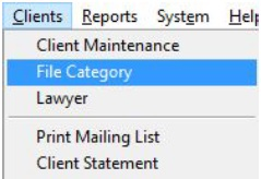 1. Go to Client then File Category.jpg