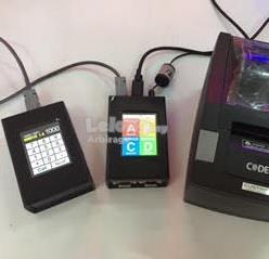 Keypad, MCU & Printer