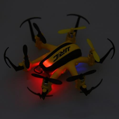JJRC H20H 2.4GHZ 4CH 6 AXIS GYRO MINI HEXACOPTER WITH HEADLESS MODE ALTITUDE HOLD (YELLOW)