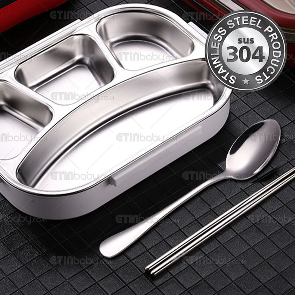 Stainless Steel Lunch Box with Phone Holder 02.jpg