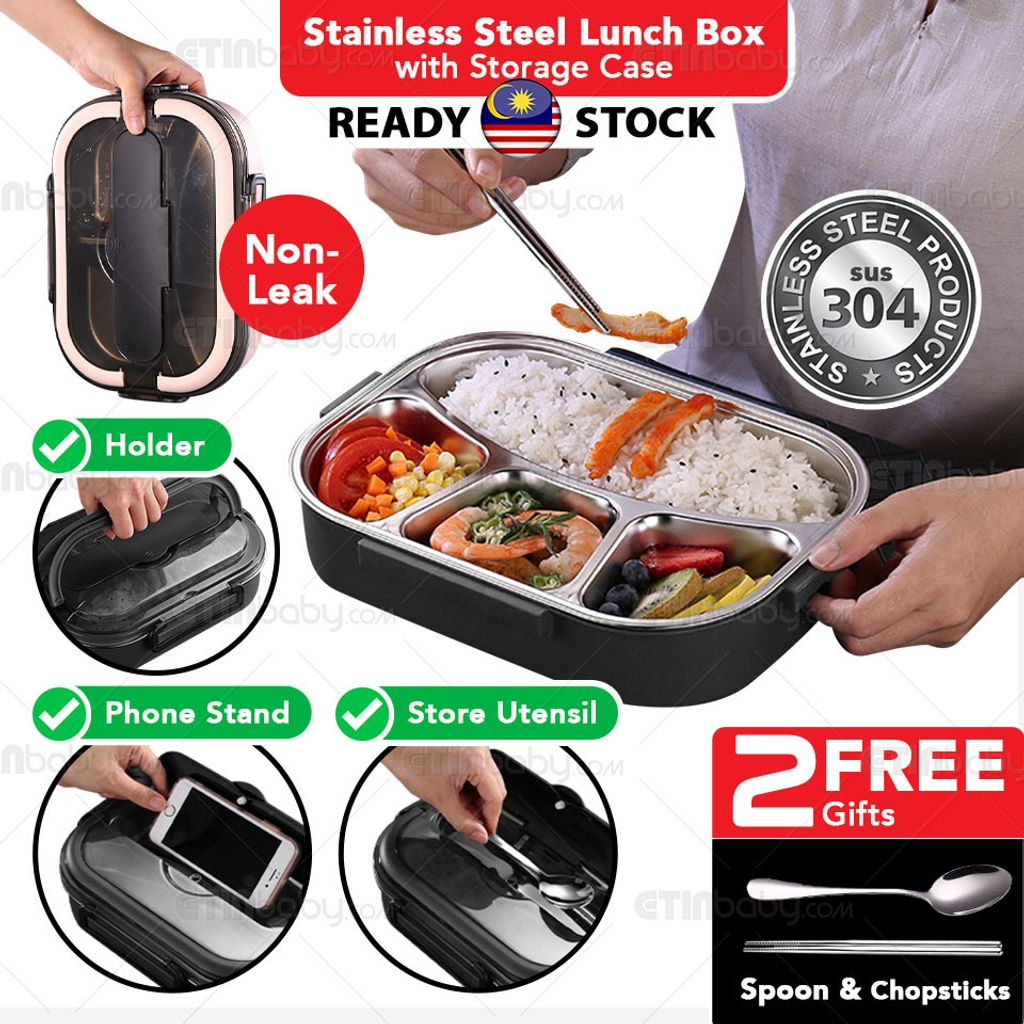 SKU EB Stainless Steel Lunch Box with Phone Holder black frame copy.jpg