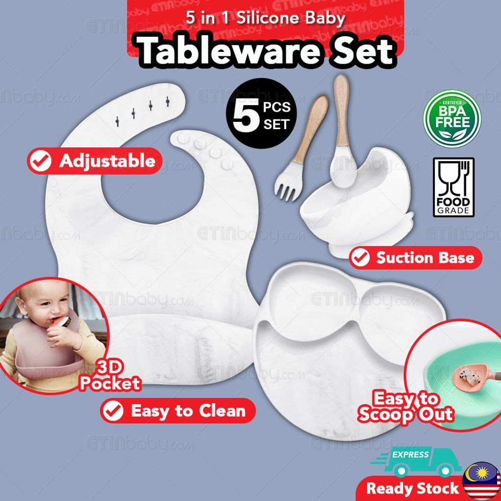 SKU EB 5 in 1 Ins Silicone Baby Tableware Set mable copy.jpg