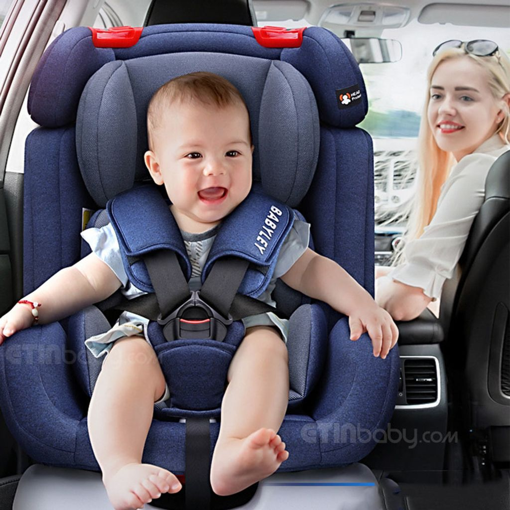 Babyley Convertible Car Seat with Isofix & Latch 02.jpg