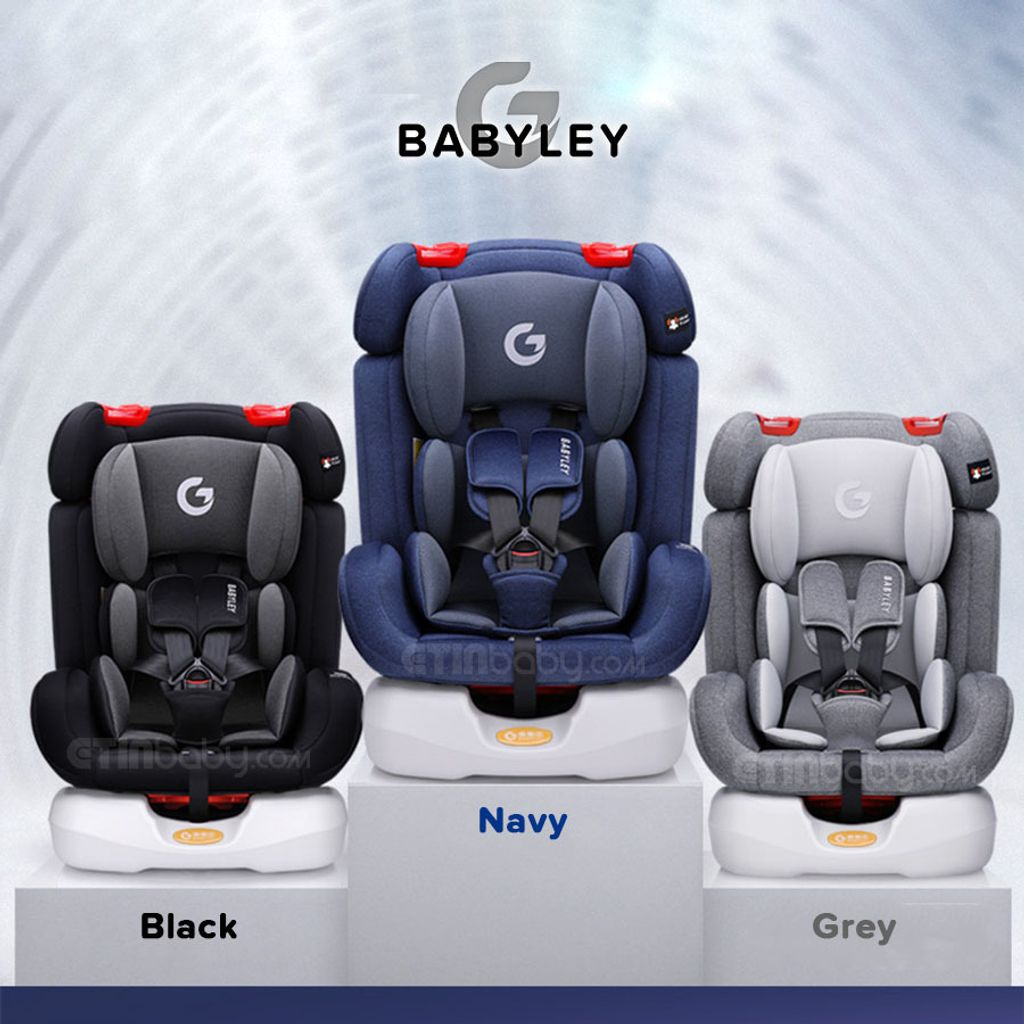 Babyley Convertible Car Seat with Isofix & Latch 11.jpg
