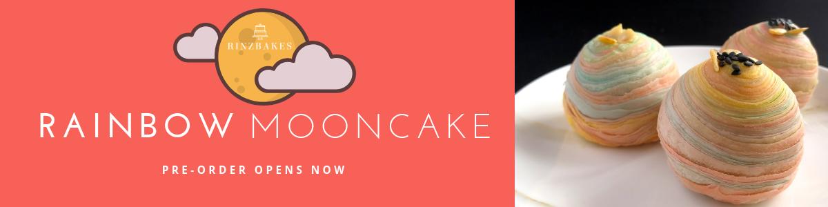 Rainbow Mooncake
