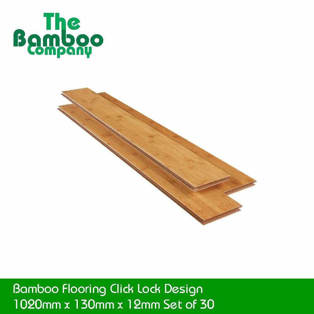 Bamboo Flooring Click Lock Design 1020mm x 130mm x 12mm Set of 30.jpg