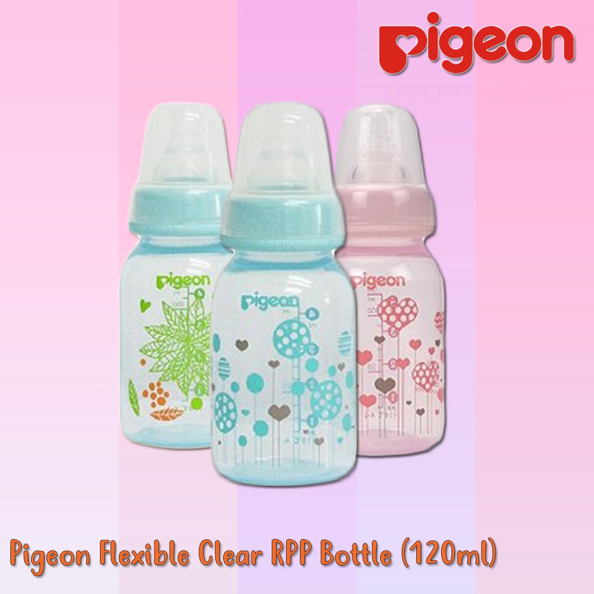 Pigeon Flexible Clear RPP Bottle (120ml).jpg