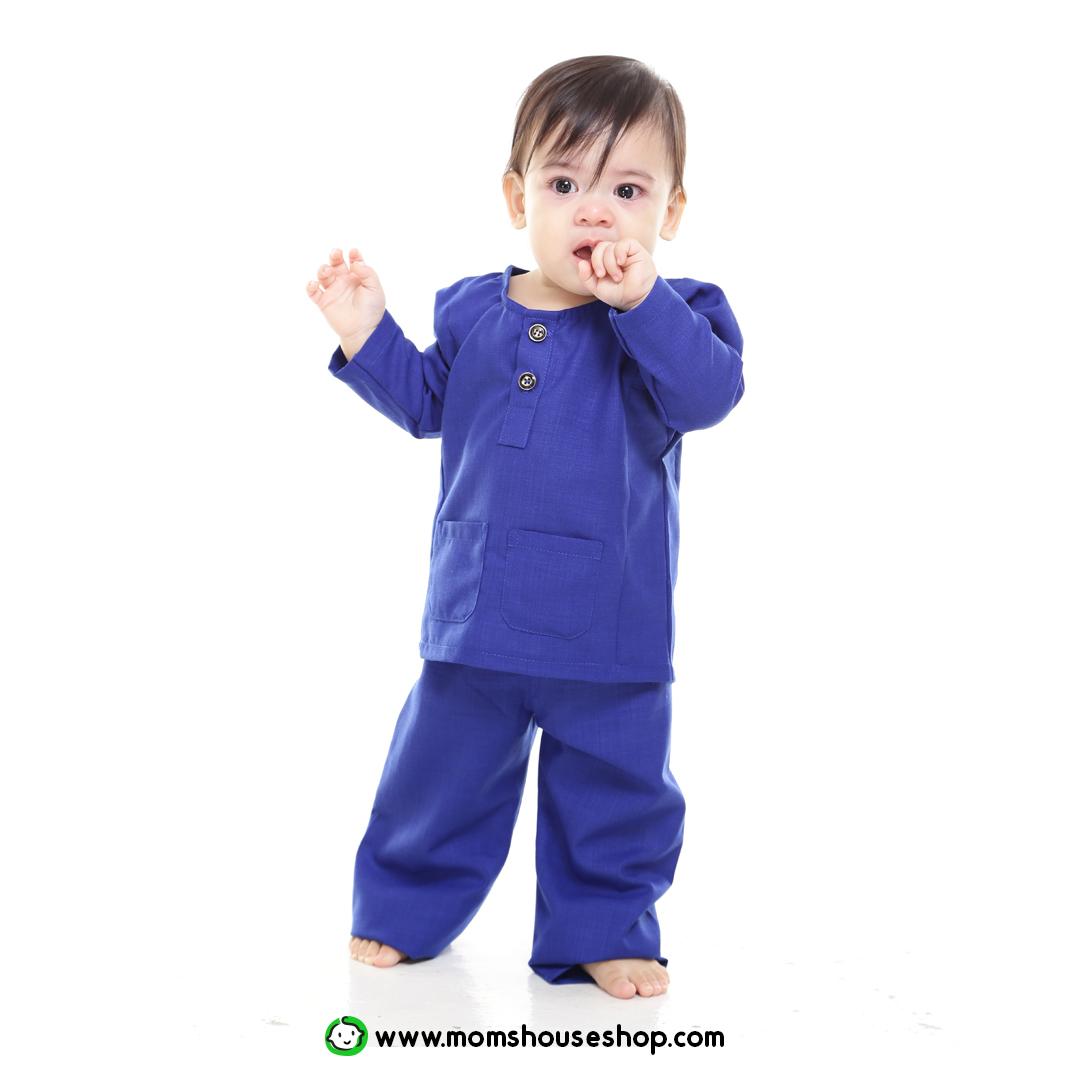 Baju Melayu Kids Royal Blue.jpg