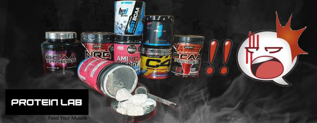 How to resolve the HARDEN Pre-workout / Amino Energy issue