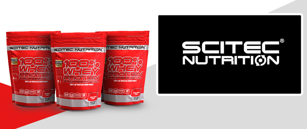 Scitec 100% Whey Protein Prof 500g Banner.png