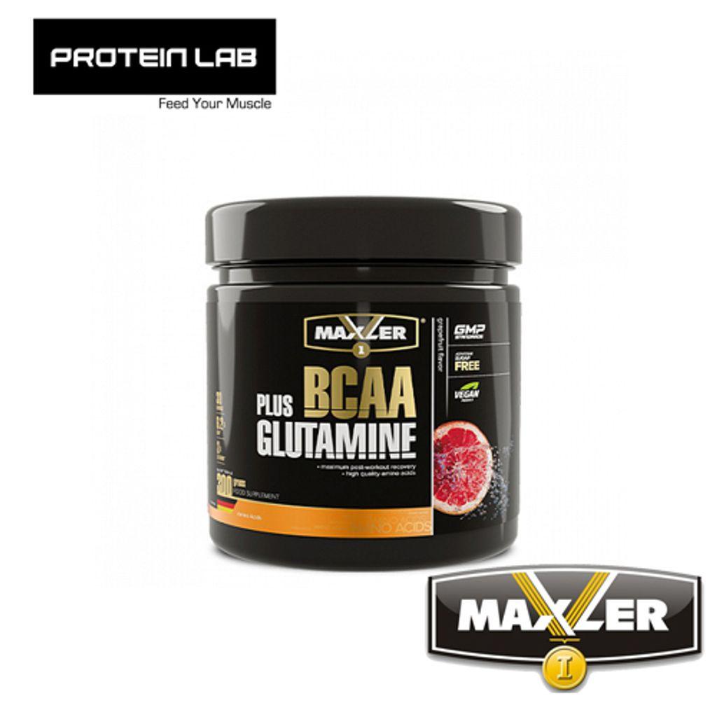 Maxler BCAA Plus Glutamine Grapefruit Plab.jpg