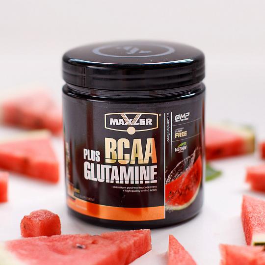 Maxler BCAA Plus Glutamine Watermelon Fancy.jpg