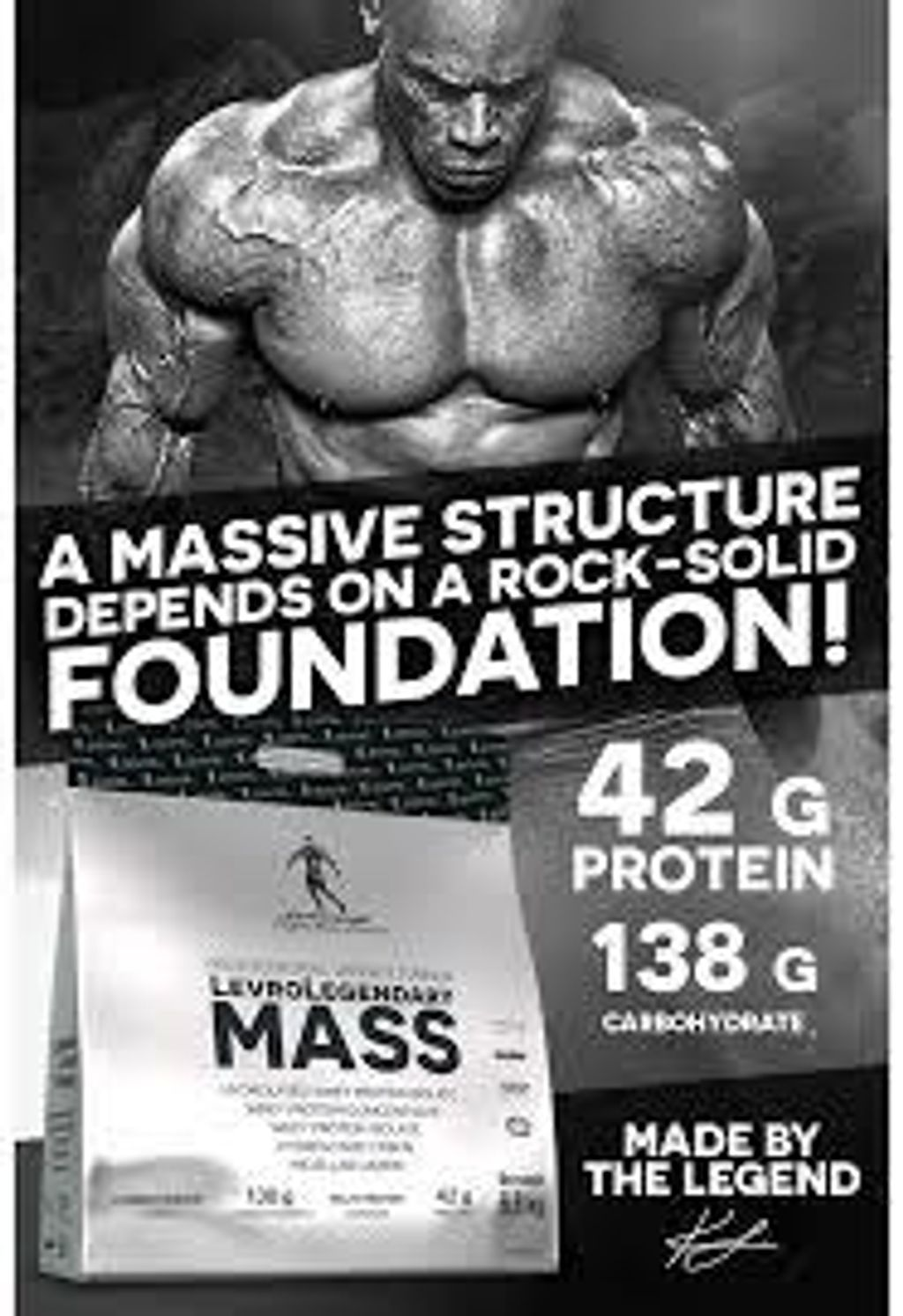 KEVIN LEVRONE LEVRO LEGENDARY MASS GAINER 6800g malaysia protein.jpg