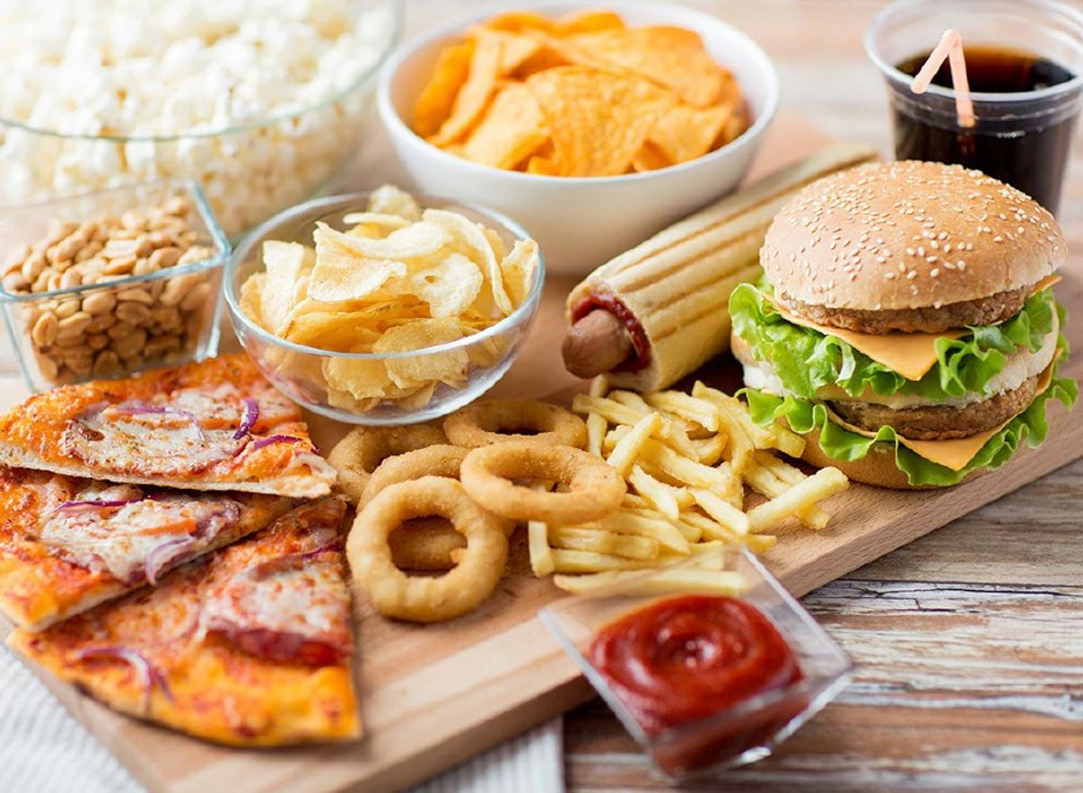 Fast food linked to infertility, new study suggests