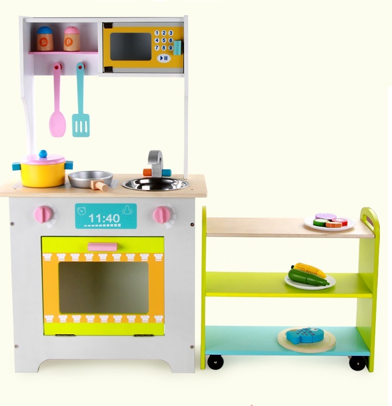 Wooden Kitchen Playset Toysdirect Online Kids Toys Baby Toys