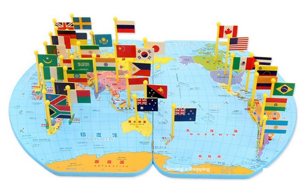 World map flag matching game extra large toysdirect online home world map flag matching game extra large 14848418882808124z gumiabroncs Choice Image